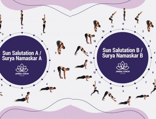 How to do… Sun Salutations A & B / Surya Namaskar A & B